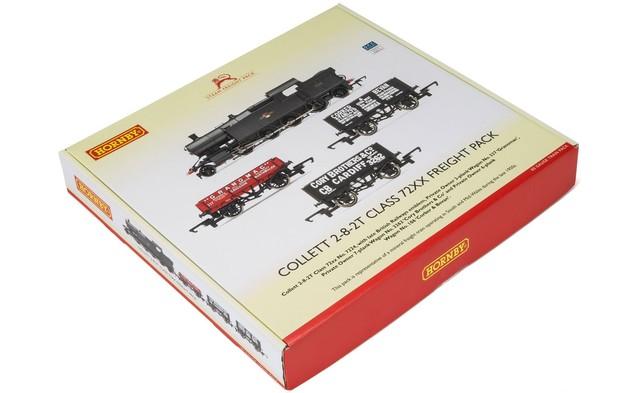 Hornby: Collett 2-8-8T Class 72xx Freight Pack