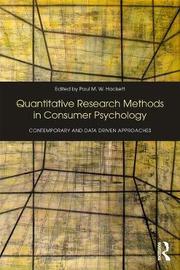 Quantitative Research Methods in Consumer Psychology