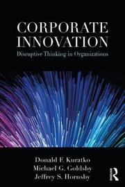 Corporate Innovation by Michael Goldsby