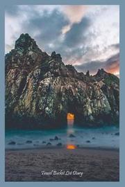 Travel Bucket List Diary by Creative Juices Publishing