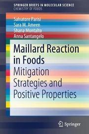 Maillard Reaction in Foods by Salvatore Parisi image