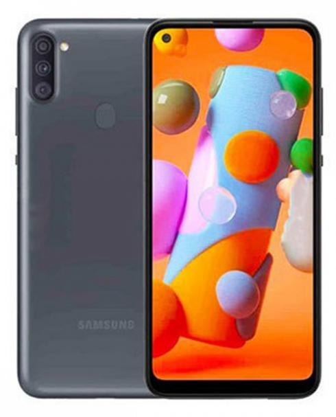 Samsung: Galaxy A11 (32GB/2GB RAM) - Black