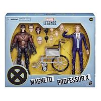Marvel Legends Series: Magneto and Professor X Action Figures