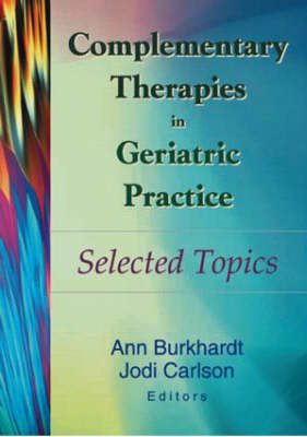 Complementary Therapies in Geriatric Practice image