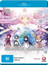 Puella Magi Madoka Magica Volume 3 on Blu-ray