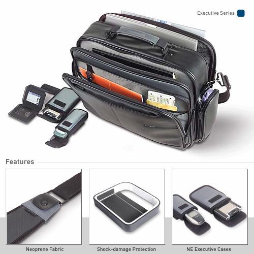 Belkin NE-L02 Leather XL Case (Executive Series)