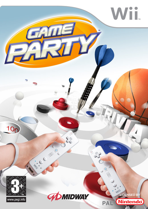 Game Party for Nintendo Wii