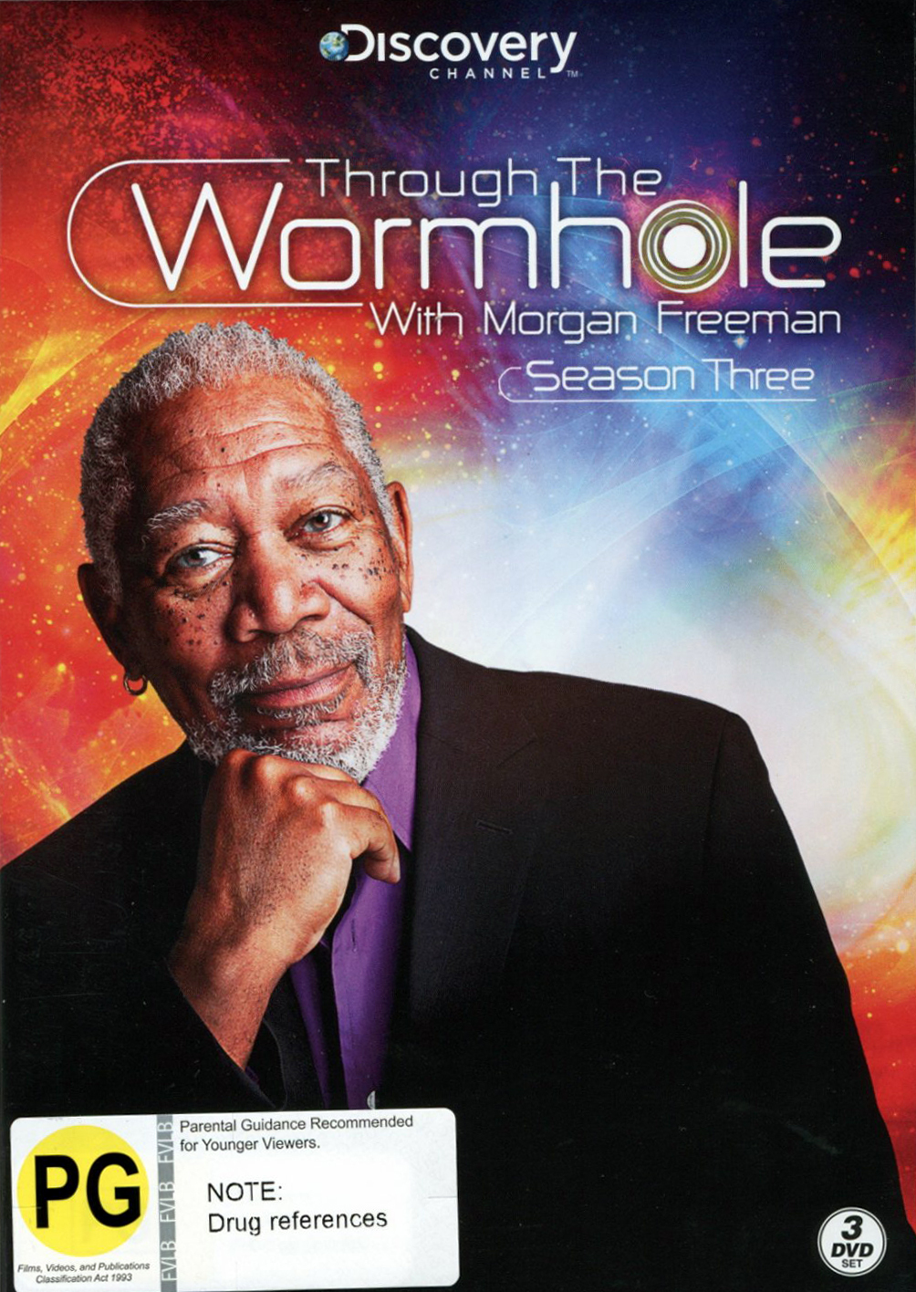 Through The Wormhole With Morgan Freeman Season 3 Images