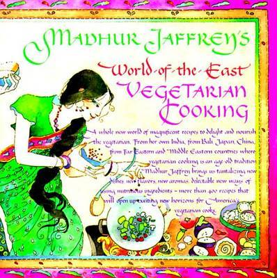 World of the East: Vegetarian Cooking by Madhur Jaffrey image