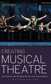 Creating Musical Theatre by Lyn Cramer