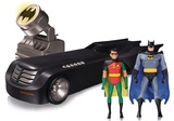 Batman: The Animated Series - Deluxe Batmobile Set