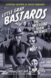 Little Gray Bastards by Jordan Hofer