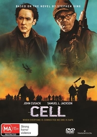 Cell on DVD
