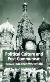 Political Culture and Post-Communism image