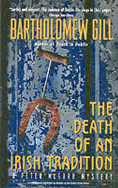 The Death of an Irish Tradition by Bartholomew Gill image