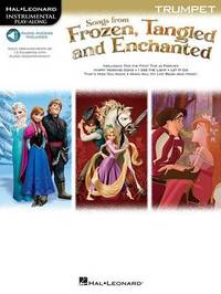 Songs From Frozen, Tangled And Enchanted by Hal Leonard Publishing Corporation