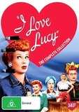 I Love Lucy - The Complete Collection on DVD