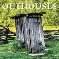 Outhouses 2018 Wall Calendar by Willow Creek Press
