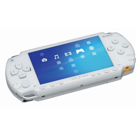 PlayStation Portable - Slim & Lite (White) for PSP image