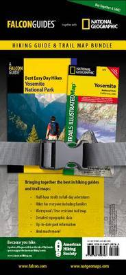 Best Easy Day Hiking Guide and Trail Map Bundle: Yosemite National Park by Suzanne Swedo image
