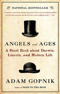 Angels and Ages by Adam Gopnik image