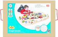 Bigjigs Freight Train Set