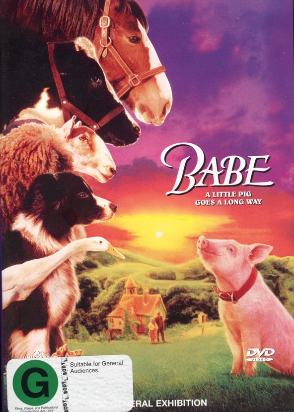 Babe on DVD image