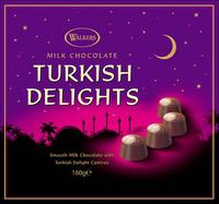 Walkers Turkish Delights(160g)