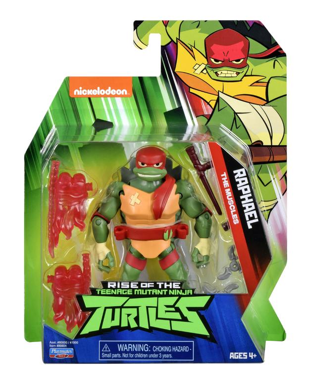TMNT: Basic Action Figure - Raphael
