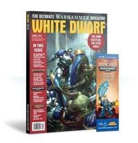 White Dwarf: April 2019