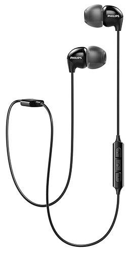 Philips: Wireless In Ear Bluetooth Headphones - Black