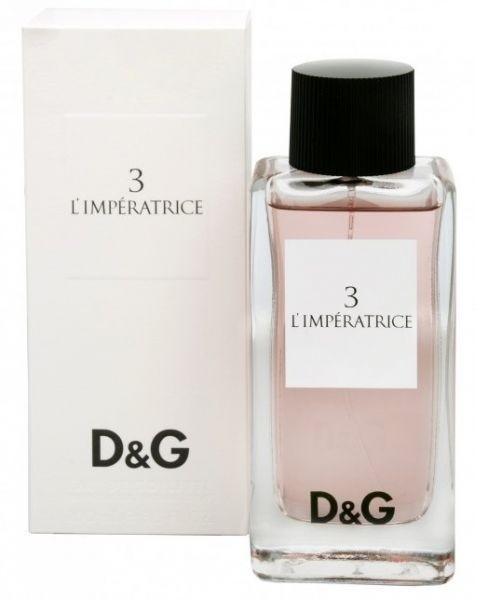 Dolce & Gabbana - Anthology L'Imperatrice 3 Perfume (EDT, 100ml)
