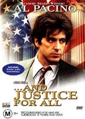 And Justice For All on DVD