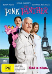 The Pink Panther (2006) on DVD