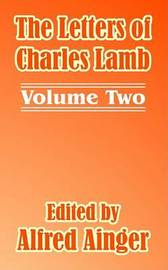 The Letters of Charles Lamb (Volume Two) image