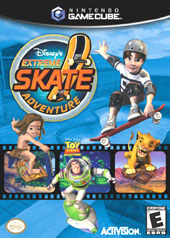 Disneys Extreme Skate Adventure for GameCube
