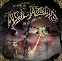 Jeff Wayne's Musical Version Of The War Of The Worlds – The New Generation (2CD) by Jeff Wayne