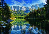 Ravensburger Most Majestic Mountains Puzzle (1000pc)