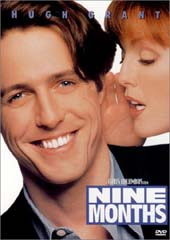 Nine Months on DVD
