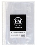FM Copysafe Pocket - A4 40 Micron Hangsell (Pack 10)