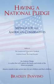 Message for All American Conservatives by Bradley Panvino image