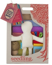 Seedling: Create your own Designer Dolly