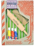 Seedling: Paint your own crazy Slide Whistle