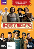 Horrible Histories - Season 6 DVD