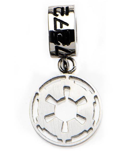 Star Wars Galactic Empire Symbol Dangle Charm
