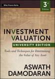 Investment Valuation, Third Edition by Aswath Damodaran