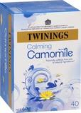 Twinings Herbal Calming Camomile Tea (40 Bags)