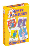 Children's Card Game - Happy Families