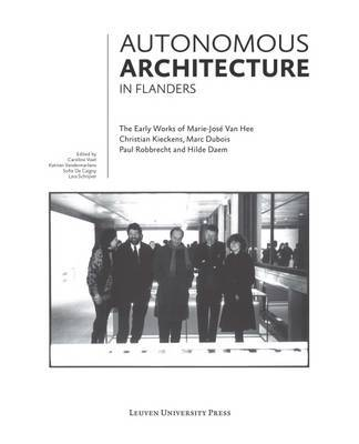 Autonomous Architecture in Flanders