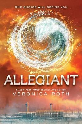 Allegiant by Veronica Roth image